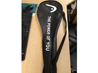 Squash racket COVER BRAND NEW