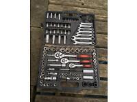 Set spinner keys £20