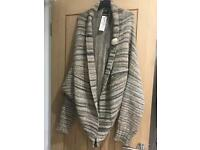 Miss sixty cocoon cardigan winter fashion ladies clothes coatigan