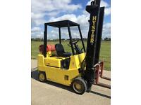 Hyster Gas forklift truck