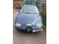 Alfa Romeo 5 door estate