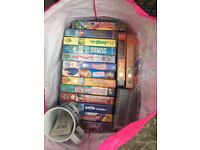 Disney and more vhs
