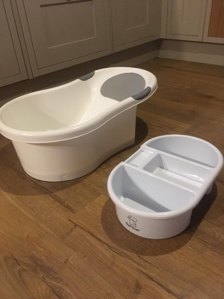 Tippi toes baby bath and top and tail bowl | in Kilwinning, North ...