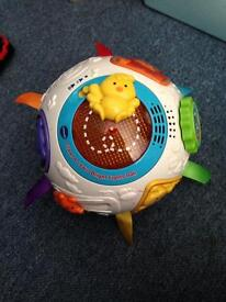 Vtech baby musical crawl ball