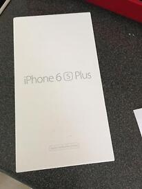 iPhone 6 s plus