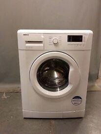 Beko Washing Machine WM74135W/FS19446, 3 month warranty, delivery available in Devon/Cornwall