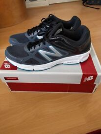 Size 12.5, New Balance running shoes, never worn - £10 (collection only)