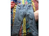 Size 16 mom style jeans