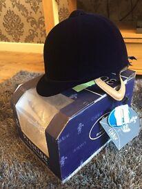 Caldene prestige riding hat