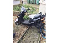 50CC DIRECT BIKES 65 PLATE. WILL DO 45MPH NO FAULTS. NO MOT NEEDED FOR 2 YEARS.