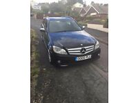 Mercedes-Benz C Class 2.1 C200 CDI Sport 5dr (Business use)