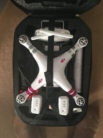 DJ1 Phantom 3 Advanced Quadcopter