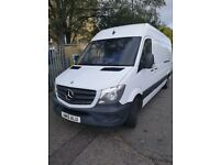 Very low mileage LWB Hi Top Merc Sprinter... Not Crafter Not Iveco Daily