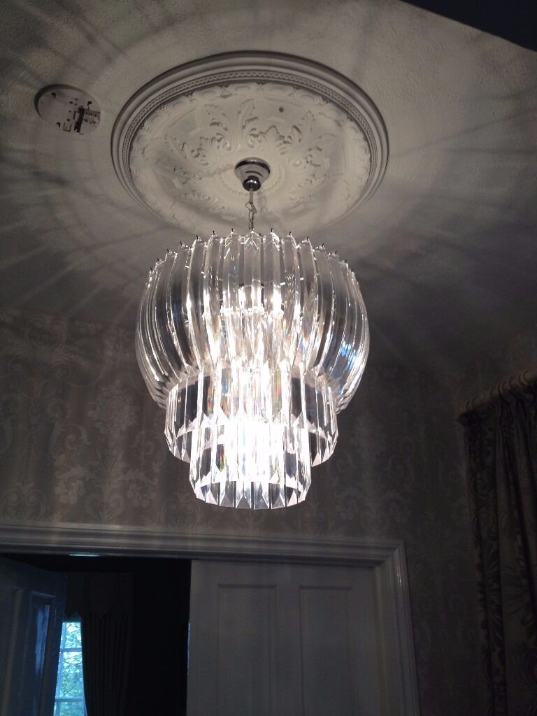Laura Ashley Large Aria Ceiling Pendant In Bewdley Worcestershire Gumtree