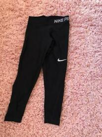 Girl Nike bottoms