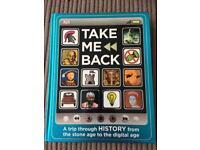 Brand new Kid's 'Take me Back' history book