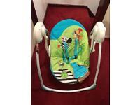 Easy chair / Rocker by Bright Star