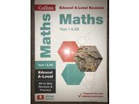 Collins Edexcel Mathematics AS/year 1 revision guide