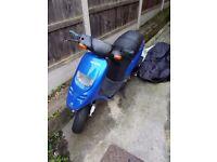 piaggio typhoon xr 125cc 2003
