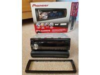 Pioneer DEH-X6600 DAB car stereo