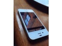 Apple iPhone 4s 32GB Three ! all works ! no icloud ! Clean !