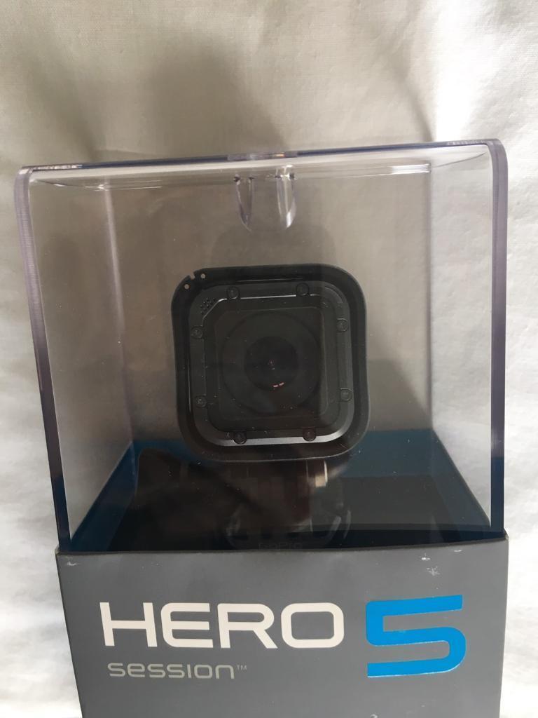 Brand new GoPro Hero 5 Session