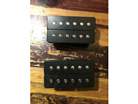 Genuine PRS 59/09 Bass & Treble Pickups