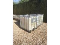 Ibc water Tanks for sale  Wimborne, Dorset
