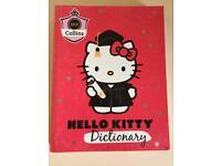 Hello Kitty Dictionary New