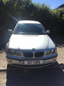 BMW E46 03 Plate 320i Auto - Low Mileage