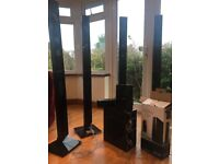 *Like New*5 Speaker 3D Blu-ray & DVD Home Theatre System