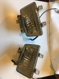 Range Rover p38 original spot lights