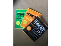 GMAT books - mint condition