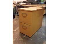 Desks and filing cabinets, good quality, surplus to requirements.