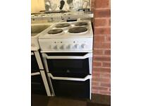 £85 INDESIT ELECTRIC COOKER WITH GUARANTEE 🇬🇧🇬🇧50CM