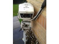 outboard 4hp johnson