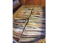 Vinyl Records - 500 Singles