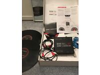 Serato SL2 Boxed with all accessories, timecode vinyl and cds for CDJ