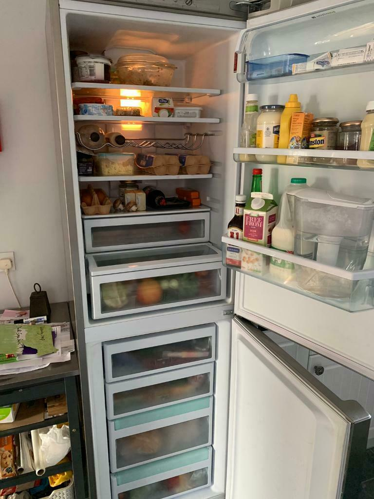 Fridge Freezer In Yeovil Somerset Gumtree