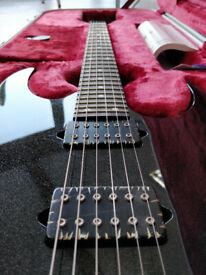 Ibanez RG652FX With Bare Knuckle Painkiller Pickups, Case included