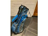 Ping 4 Under Golf Stand Carry Bag