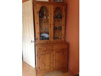 Ducal Solid Pine Glazed Dresser