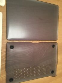 Hard shell case for Mac book air 13 inch