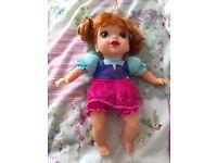 Frozen doll - Baby Anna