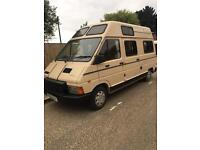 Renault Holdsworth conversion 1986 low mileage petrol
