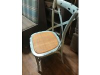 20 Vintage Style Restaurant Chairs
