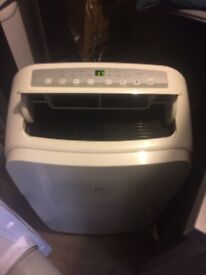 **ELECTROLUX**PORTABLE AIR CONDITIONING UNIT**9000 BTU**NO OFFERS**