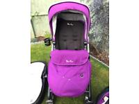 Silver Cross Pioneer Travel system - collection Methley (LS26)