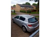 1.4 petrol Vauxall astra