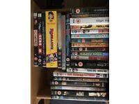 JOB LOT approx 200 DVDS